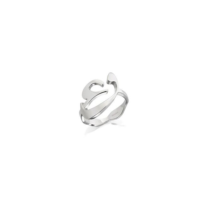 Rumi Collection - Gümüş Aşk Yüzük