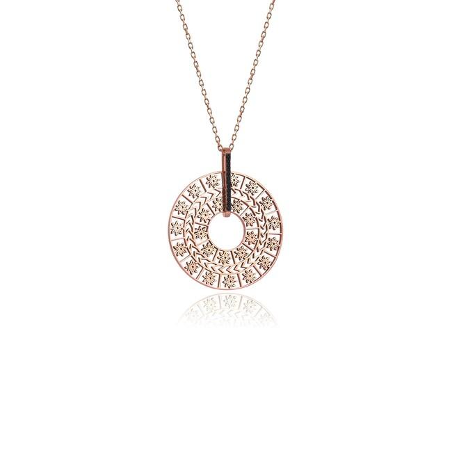 Farvahar Collection - Farvahar Lotus Kolye