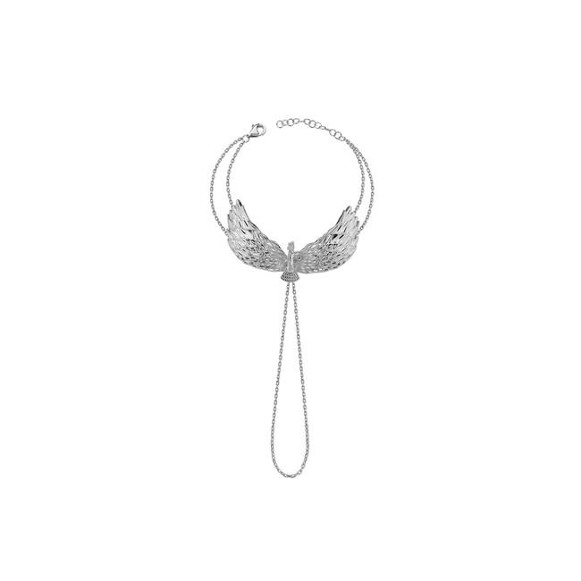 Farvahar Collection - Gümüş Farvahar Şahmeran