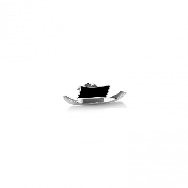 Sabancı Collection - Feyhaman Duran Erkek Gümüş Kayık Pin