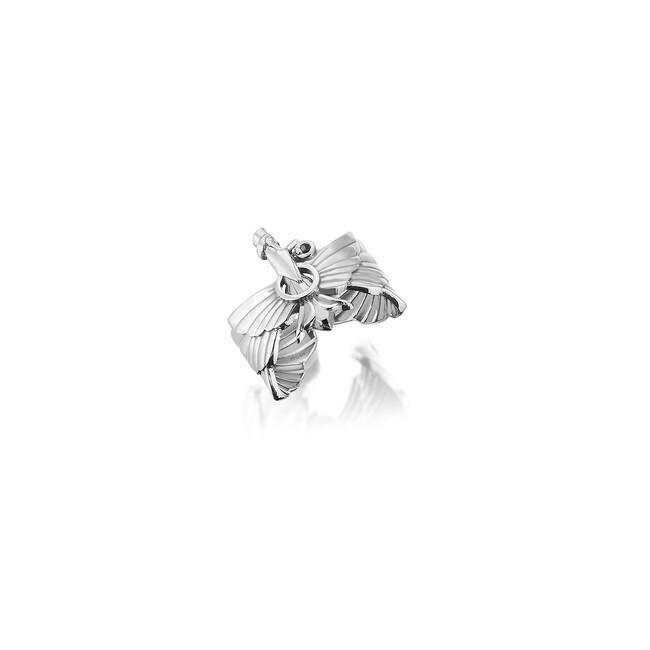 Farvahar Collection - Gümüş Farvahar Yüzük