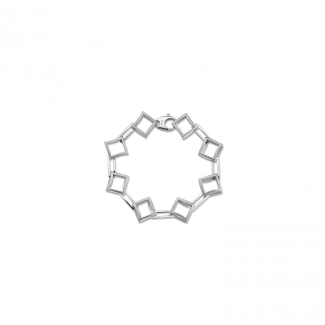 Rumi Collection - Gümüş Nokta Bileklik
