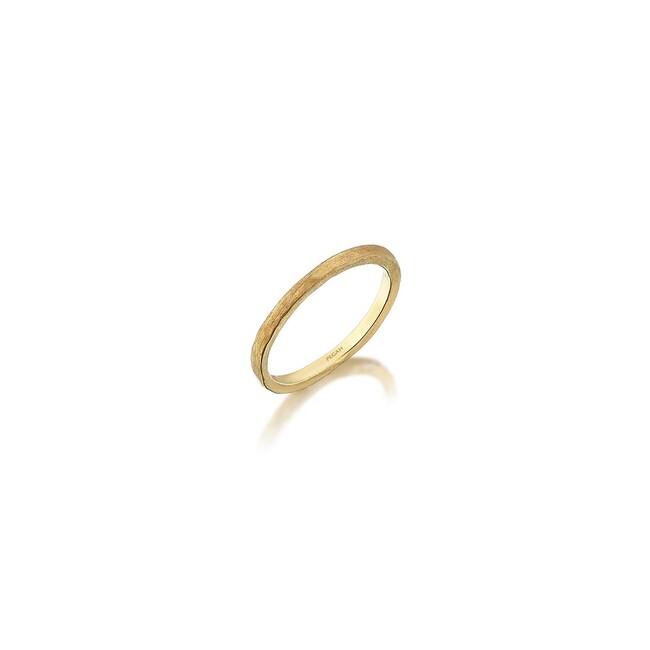 Uniq Design - Magnetite Altın Yüzük (1)