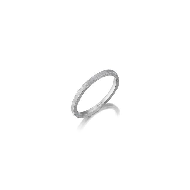 Uniq Design - Gümüş Magnetite Yüzük