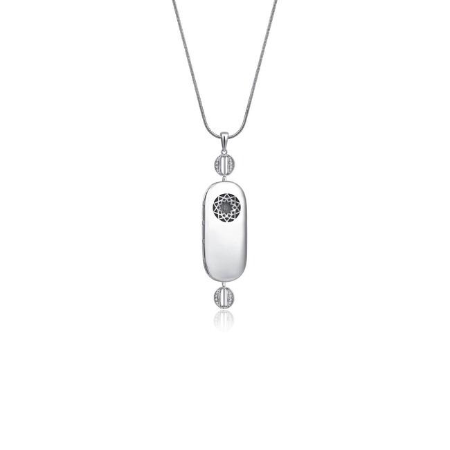 Shems Collection - Gümüş Şems Kolye