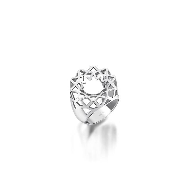 Shems Collection - Gümüş Şems Yüzük