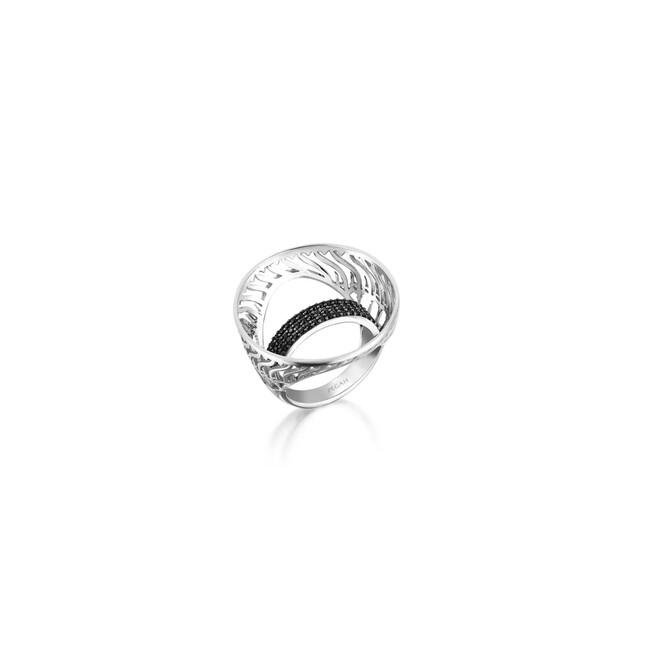 Gümüş Taşlı Can Yüzük - Thumbnail